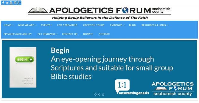 Apologetics Forum